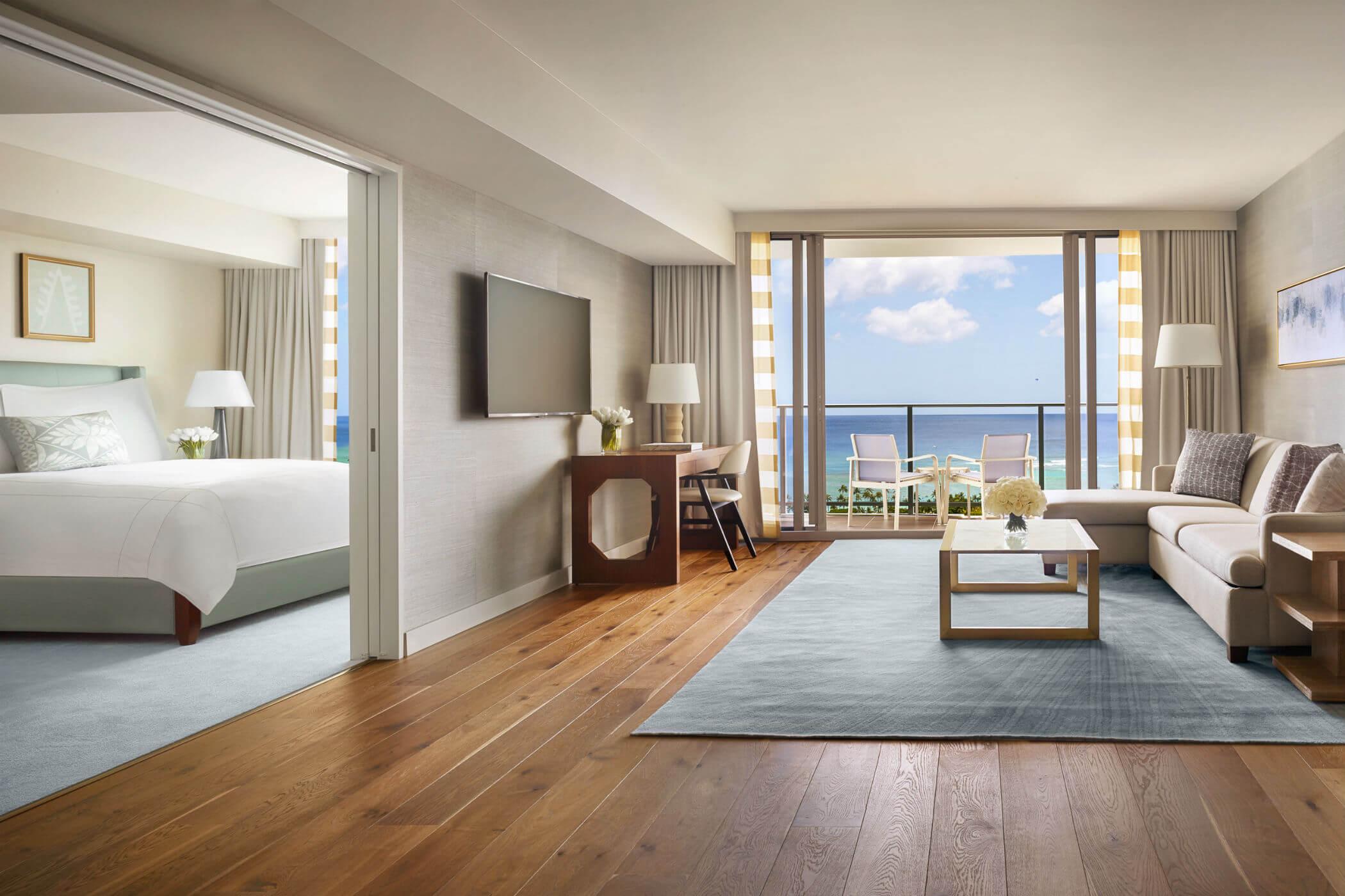 ハワイのホテル客室の選び方特集|jtbハワイトラベル