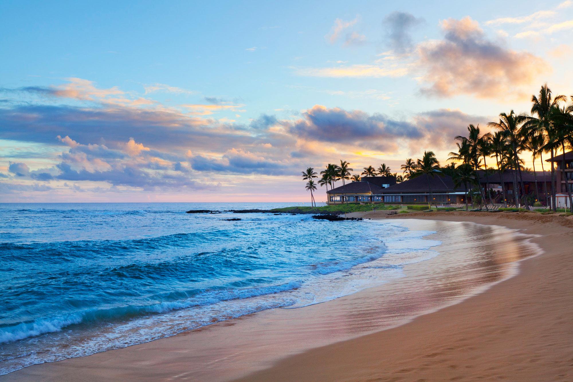Kauai Resort Beach
