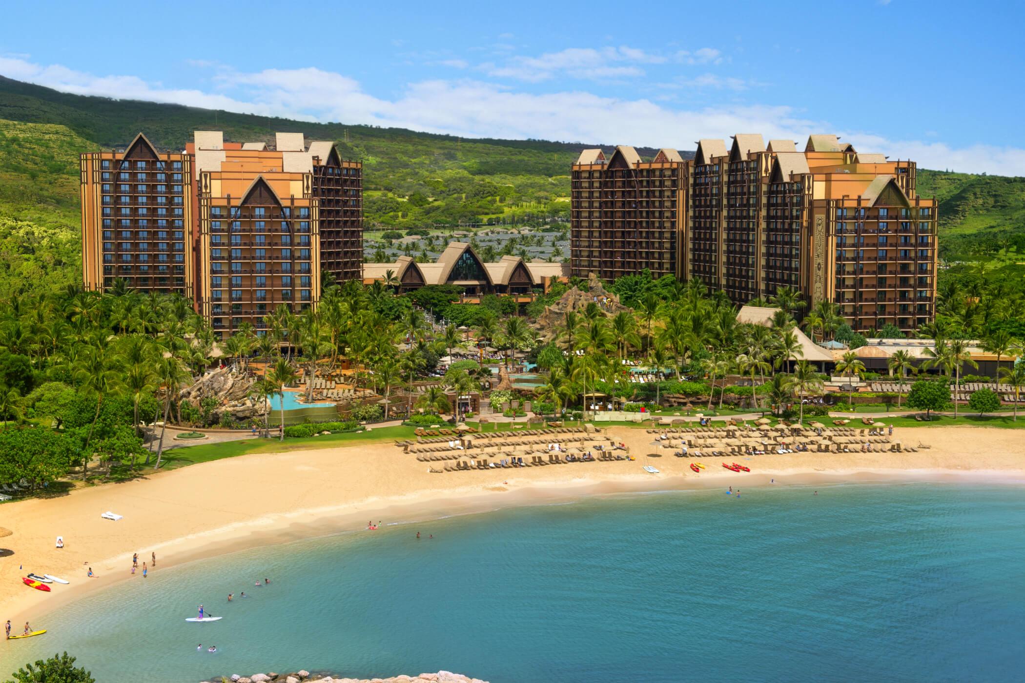 アウラニ・ディズニー・リゾート&スパ コオリナ・ハワイ|jtbハワイ